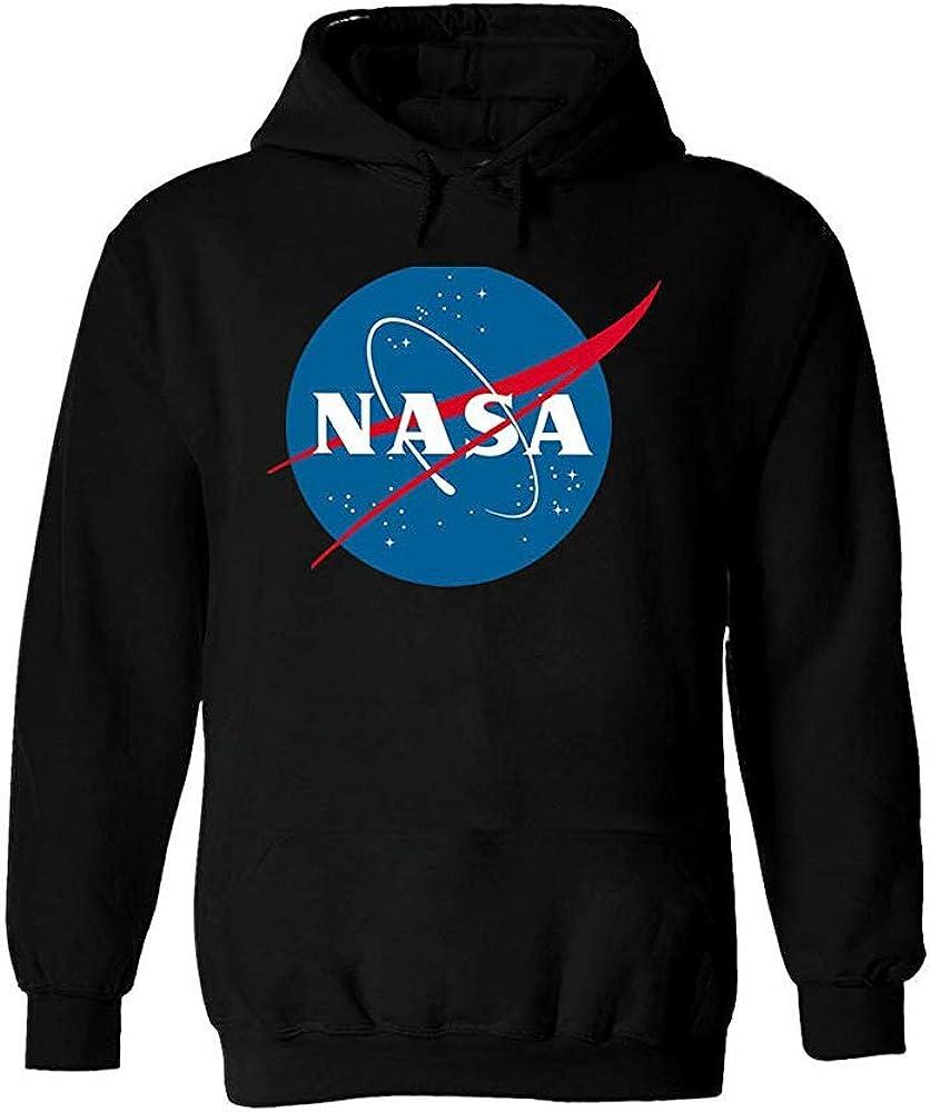 NASA National Space Administration Logo Selling rankings Unisex White Men Women H Limited price sale