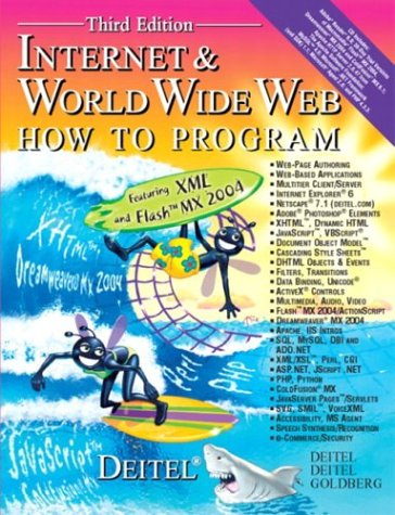 Download Internet & World Wide Web How to Program (3rd Edition) 0131450913