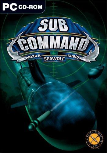 Sub Command - Akula Seawolf 688