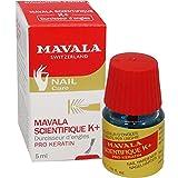Mavala Cientfico K+ Endurecedor de Uas Tratamiento para Evitar que las Uas se Rompan o se Separen, 5 ml