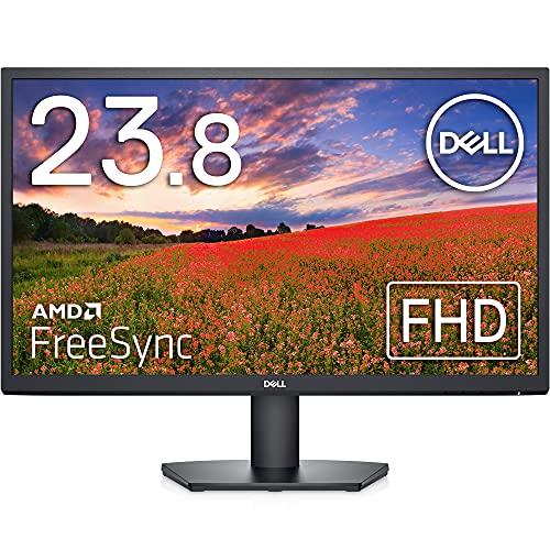 Dell モニター 23.8インチ SE2422H(3年間交換保証/CIE1931 72%/AMD FreeSync™/フルHD/非光沢/HDMI,VGA)