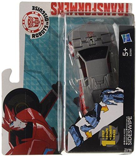 Transformers Robots In Disguise 1-Step Wechsler Ninja Klinge Sideswipe Figur