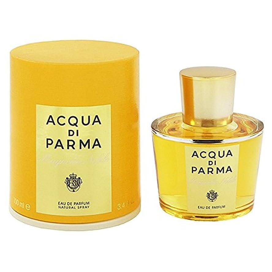 奨励しますラフトこどもの宮殿アクア ディ パルマ(Acqua Di Parma) マグノリア ノービレ オードパルファム スプレー 100ml/3.4oz[並行輸入品]