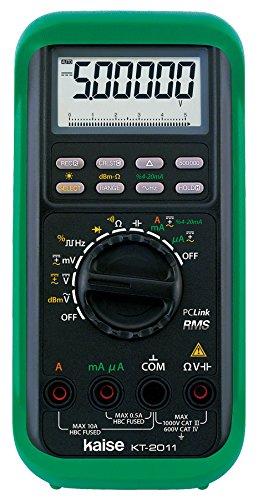 カイセ デジタルマルチメーター KT-2011 /1-8717-01