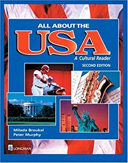 All About the USA: A Cultural Reader, Second Edition