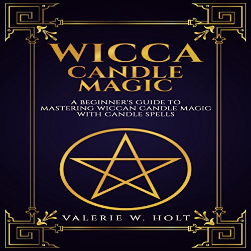 Wicca Candle Magic  By  cover art