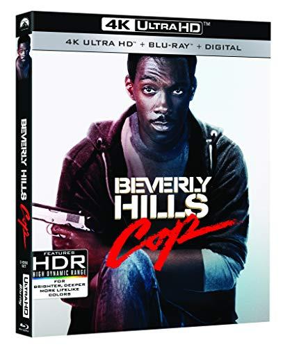 Beverly Hills Cop (4K UHD + Blu-ray + Digital)