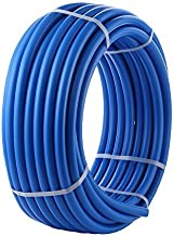 AB PEX Tubing 1/2 Inch Potable Water Pipe 1 Roll Blue Non-Barrier 1/2