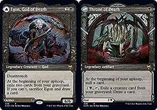 Magic: The Gathering - Egon, God of Death // Throne of Death - Showcase - Kaldheim