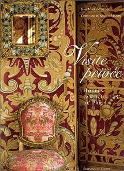 Hardcover Hôtels particuliers de Paris. Visite privée. [French] Book