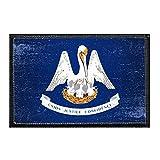 Louisiana State Flag...image