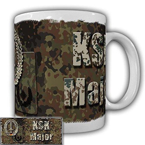KSK Tasse Major der Kommando Spezialkräfte Einheit Spezial Dienst Militär Bundeswehr#20926