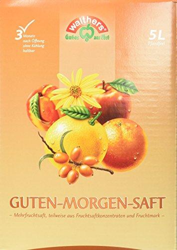 Walthers Guten-Morgen-Saft (1 x 5 l Saftbox)