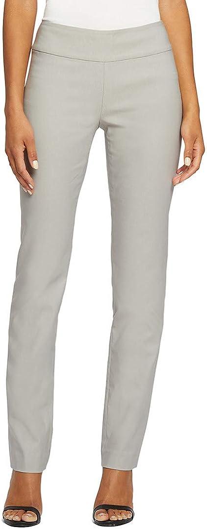 NIC+ZOE Women's Plus Size Wonderstretch Pant