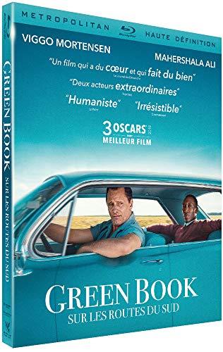 Green Book : Sur les Routes du Sud sur Blu-ray