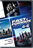FAST 4-6 CL DVD