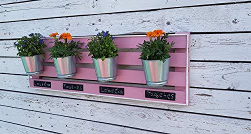 Blumen-Kräuter Board