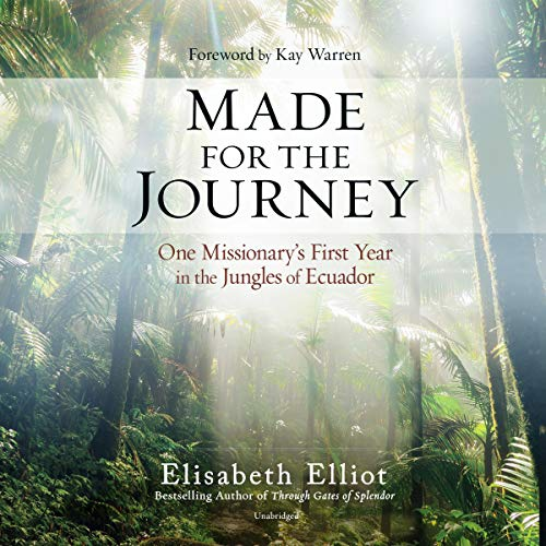 Made for the Journey audiobook cover art