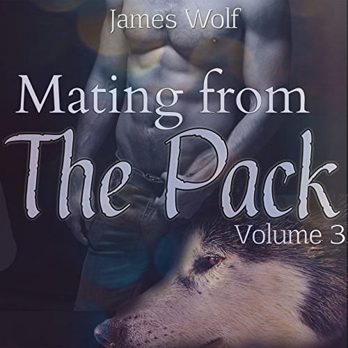 Mating from the Pack, Book 3 audiobook cover art