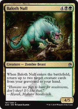 Baloth Null - Masters 25