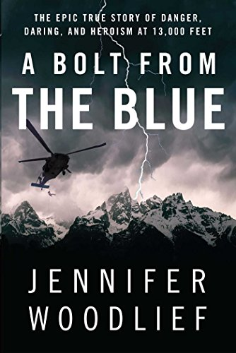 A Bolt from the Blue: The Epic True Story of Danger, Daring, and Heroism at 13,000 Feet (English Edition)