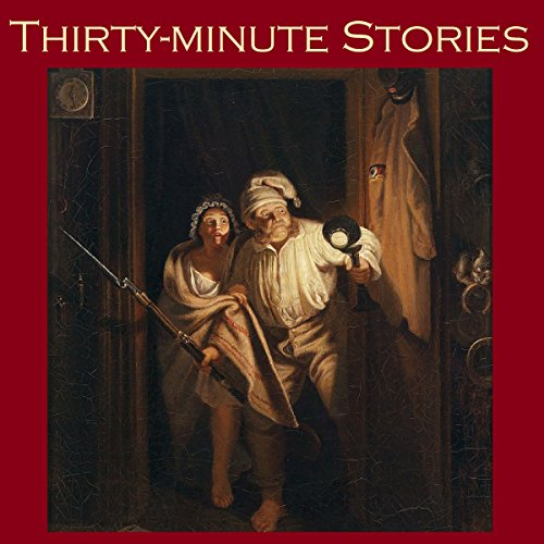 Thirty-Minute Stories audiobook cover art
