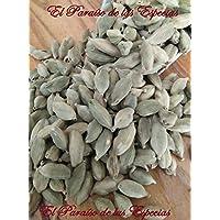 Cardamomo Grano 100 gr - Cardamomo Semillas 100 % Natural - Cardamomo Extra Verde