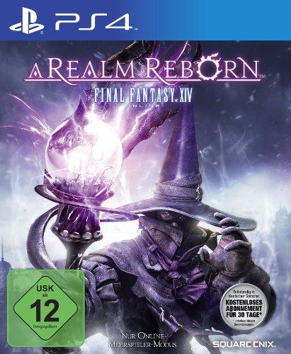 Final Fantasy XIV - A Realm Reborn [Importación Alemana]