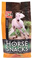MANNA PRO-MSC 38539 Carrot Start To Finish Horse Snack, 5 lb by Manna Pro-msc