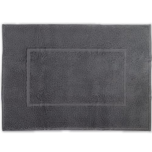 valneo - Alfombrilla de Baño de 50x70 cm de 650 gsm para Bañera, Ducha, Baño