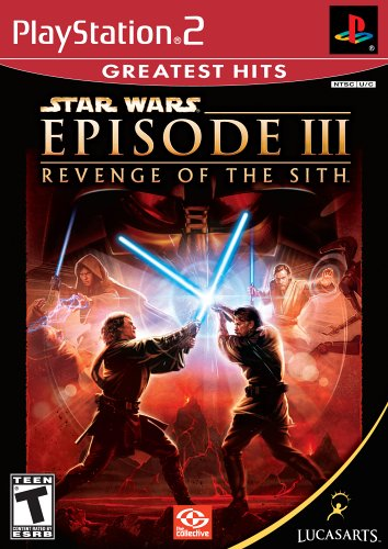 Star Wars Episode Iii Revenge Of The Sith Playstation 2 Buy Online In Barbados Lucasarts Products In Barbados See Prices Reviews And Free Delivery Over Bds 150 Desertcart