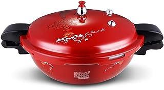 Pressure Cooker Mini Pressure Cooker 22CM2.5L Stew Pot Pressure Pan 24CM2.8L Soup Pot Cooking Pan Kitchenware Cookers (Col...
