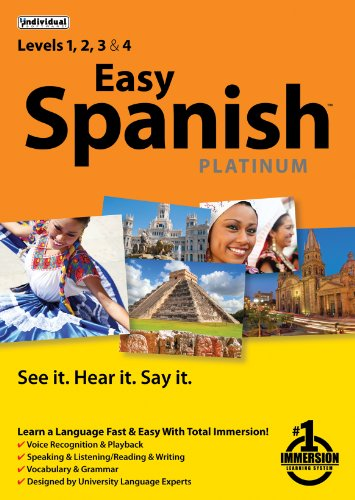Easy Spanish Platinum [PC Download]