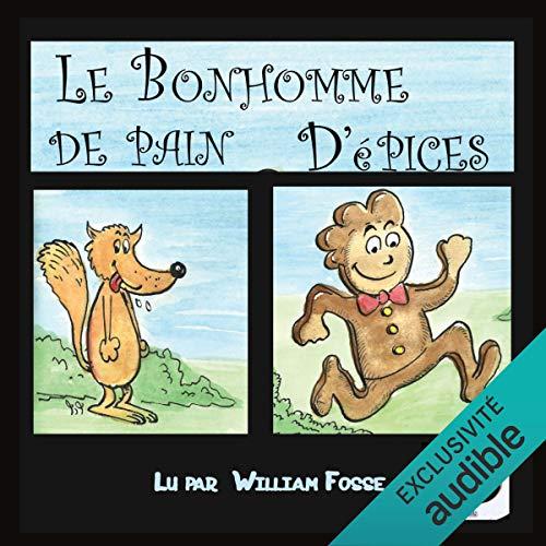 Page de couverture de Le bonhomme de pain d'épices