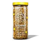 BEEKEEPER'S NATURALS Bee Pollen - 100% Raw Bee Pollen Granules, Natural Preserved Enzymes, Source of Vitamin B, Minerals, Amino Acids & Protein - Paleo & Keto Friendly, Gluten Free (5.2 oz)