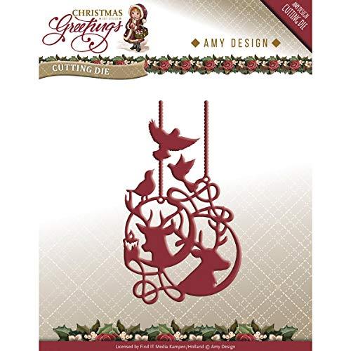 3d-stanzbogen-Amy Design-invierno Friends-brillando bajo vida marina