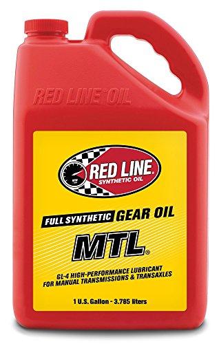 Red Line 50205 MTL 75W80 GL-4 Gear Oil - 1 Gallon