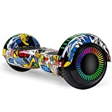 Chic Hoverboard 6.5' Self-Balancing Scooter with UL2272 and LED Light for Kids-18