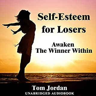 Self-Esteem for Losers audiobook cover art