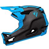 Project 23 Carbon Helmet RAW Carbon/Gloss Electric Blue XXL