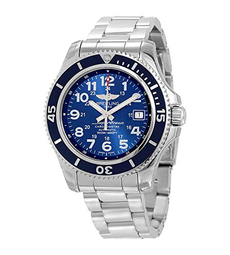 Breitling Superocean II 42 Automaic Mariner orologio uomo A17365D1/C915SS