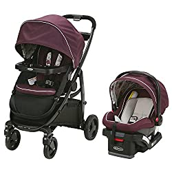 Graco Travel Stroller and Car Seat Combo