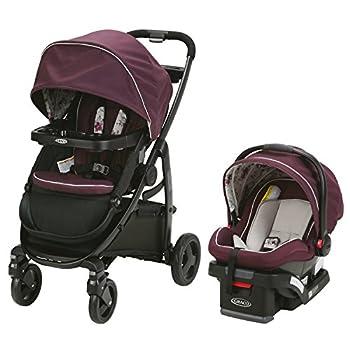 Graco Modes Travel System   Includes Modes Stroller and SnugRide SnugLock 35 Infant Car Seat Nanette