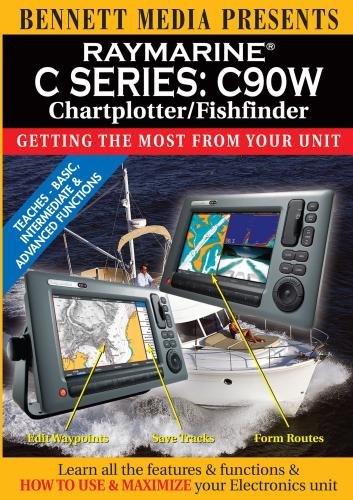 Raymarine C Series: C90w Chartplotter / Fishfinde [Reino Unido] [DVD]
