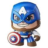 Mighty Muggs Figura coleccionable de Marvel, Capitán América, multicolor, Estándar (Hasbro E2163EU4)...