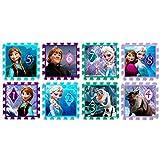 Alfombra Puzzle Frozen Disney Goma EVA