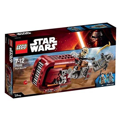 LEGO Star Wars de Rey del reductor de velocidad 75099 7+