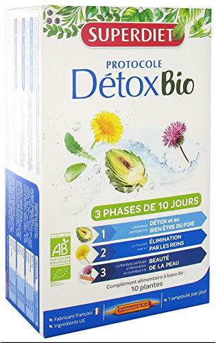 Super Diet Protocolo Detox 30Amp. 50 g