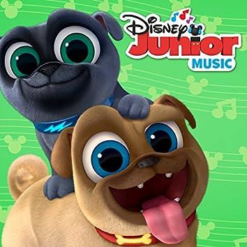 Puppy Dog Pals: Disney Junior Music