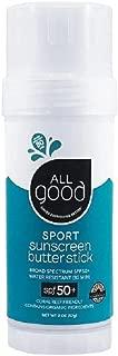 All Good Sun Butter Stick, Sport, 2.75 Ounce